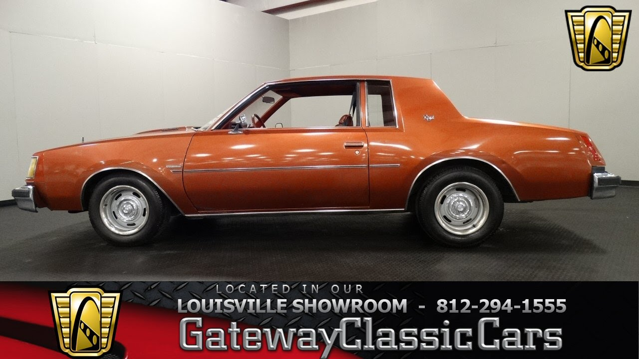 1978 buick regal sport coupe louisville showroom stock 1158 youtube 1978 buick regal sport coupe louisville showroom stock 1158