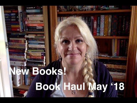 New books! a big book haul