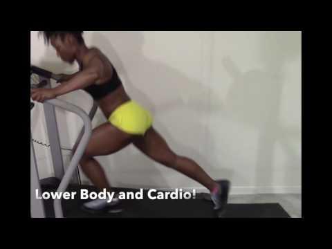 Fun Treadmill Workout for a Cardio Burn!