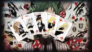 【10人合唱】Poker Face 『Happy Belated Birthday Aiko !』