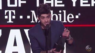 All Winners of American Music Awards 2016 - Todos Los Ganadores