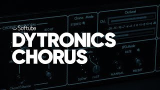 Dytronics Tri-Stereo Chorus plug-in for UAD - Softube