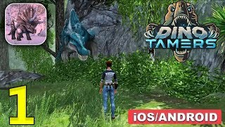 DINO TAMERS - Gameplay Walkthrough (Android,iOS) - Part 1