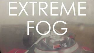 EXTREME FOG! Formula 3 Euroseries Onboard Alcarrás Michael Lewis