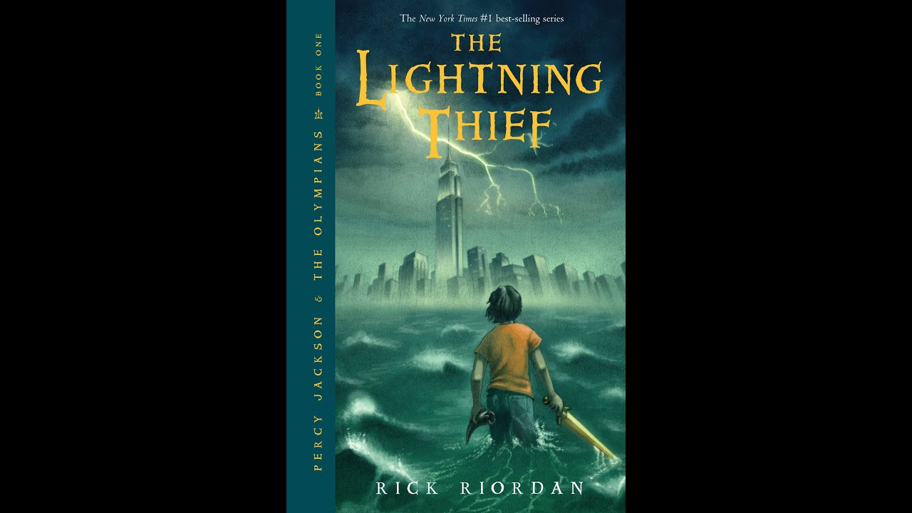 Download The Lightning Thief - Percy Jackson (Book 1/5) || Navigable by Chapter