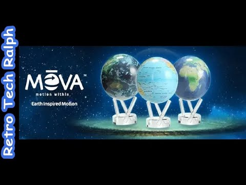 Mova Globes. My small collection.