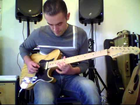 Wes Montgomery Road Song Cover by IVAN ANTONETTI