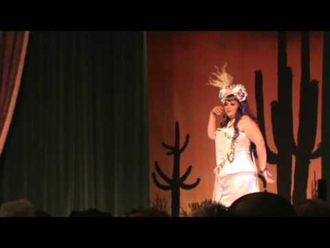 Wild West Convention Steam Punk Fashion Show 2017 - Tucson, AZ - Part 8