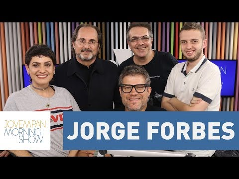 Jorge Forbes - Morning Show - 17/11/17