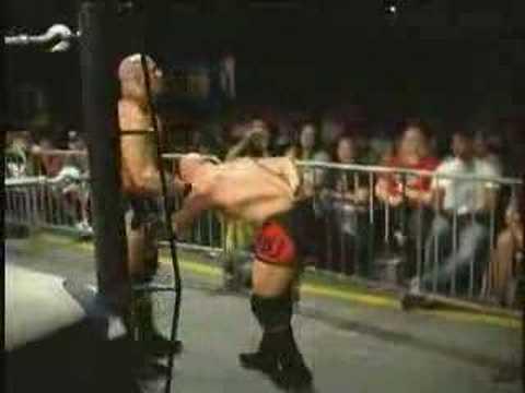 Hotstuff Hernandez vs. BJ Turner pt. 1