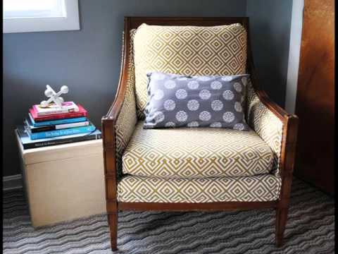 Living Room Accent Chairs Living Room Chair Youtube