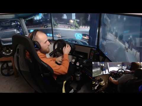 euro truck simulator 2  live with dad on multi player E6