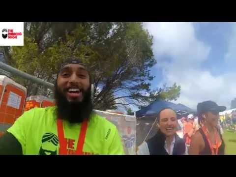 Chevron City to Surf Perth Marathon 2016 with Xiaomi Yi