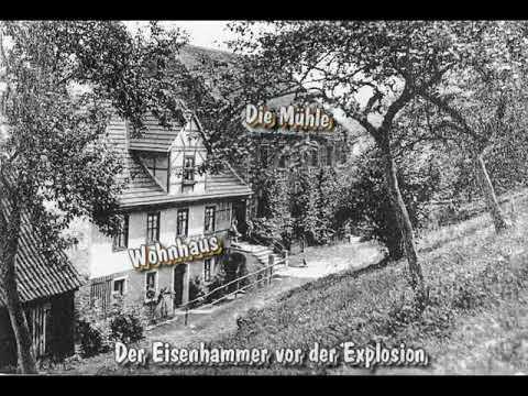 B281 -  Neunhofen - Lausnitz - Kriegsschäden Am Eisenhammer