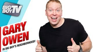 Gary Owen on Comic View, His Reality TV Show Looking Like Tommy From Power
