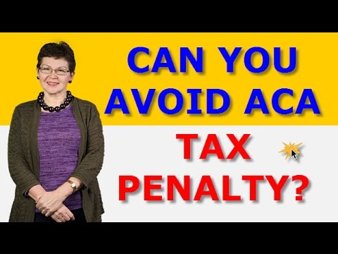 Health Care Coverage Reporting To Avoid Tax Penalty When Doing Your Taxes