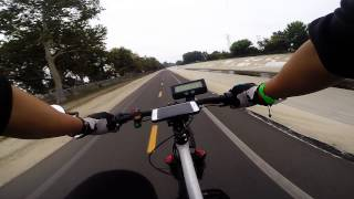 Electric Bike Vlog Riding to Seal Beach