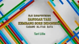 TARI LILIN SANGGAR TARI KEMBANG SORE INDONESIA