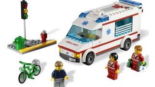 "Обзор LEGO набора 4431 ""Машина скорой помощи"""