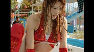 【DDT路上プロレス】赤井沙希が屈辱すっぴん 【DDT路上プロレス】...