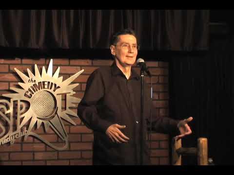 Stu Baker - Comedy Spot July 2011