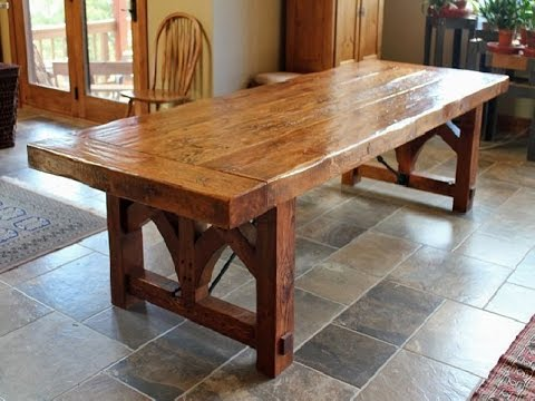 Marvelous Farmhouse Dining Room Table  Farmhouse Dining Room Table