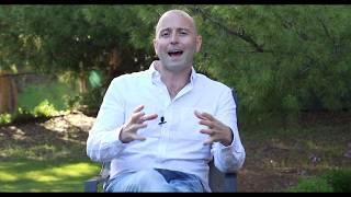 Author Lee Harris on ENERGY SPEAKS