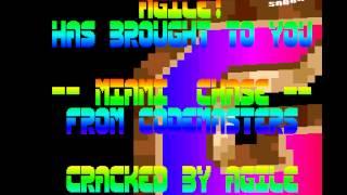 Agile - Miami Chase - Amiga Cracktro