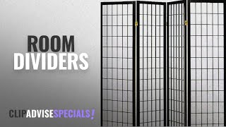 10 Best Room Dividers [2018 Best Sellers] | Accent Furniture