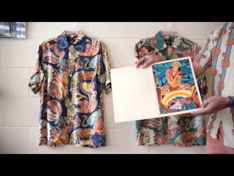 Frank Macintosh Aloha Shirtフランク マッキントッシュ アロハシャツ