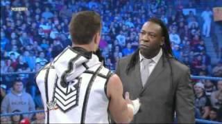 Booker T, Cody Rhodes & Dustin Rhodes (Goldust) Segment- WWE SmackDown 12/30/11