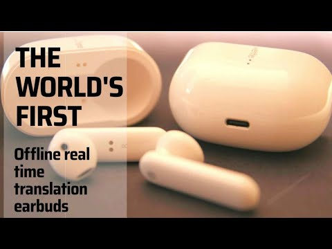 Review: Translate up to 40 languages with The World's First offline translation earbuds
