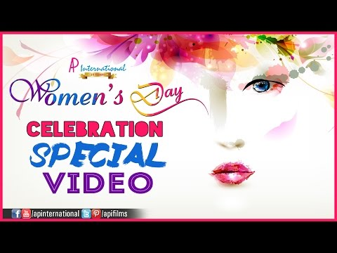 Women's Day Special | Women's Day Celebration | Women's Day Song | Women's Day Video |