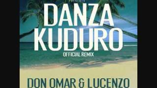 Don Omar & Lucenzo Ft. Daddy Yankee, Arcangel Danza Kuduro Official Remix