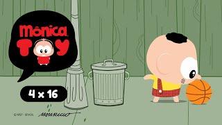 Mônica Toy | Chuá! Basketinho de Rua (T04E16)