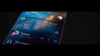 Surface Phone Com Fluent Design (conceito) #79 Resumo Da Semana