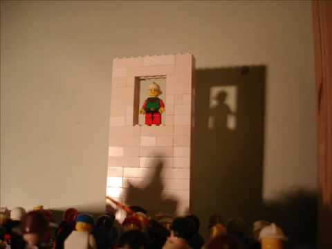 Lego Life of Brian - We are all Individuals