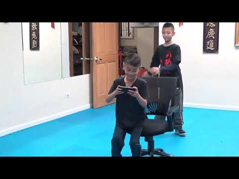 Pulling Chair Prank - Part 2
