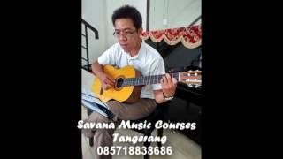 Tempat les kursus private dan belajar gitar tangerang 085718838686