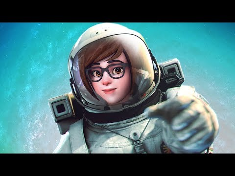 OVERWATCH FUNNY MOMENTS #121 LIFE ON MARS?