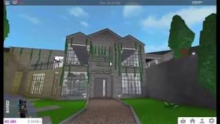 Roblox Bloxburg - 2 Story Mountain House 271K [READ DISC]