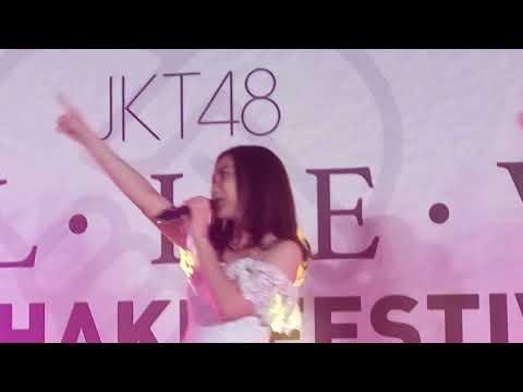 Anata ga Ite Kureta Kara - JKT48 Generasi 1 @ BELIEVE HANDSHAKE FESTIVAL