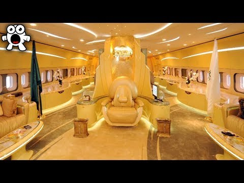 Top 10 Ultra Luxury Airlines and Jets Only The Richest Peopl