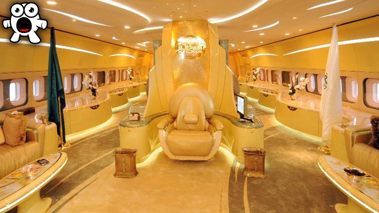 Top 10 Ultra Luxury Airlines And Jets Only The Richest