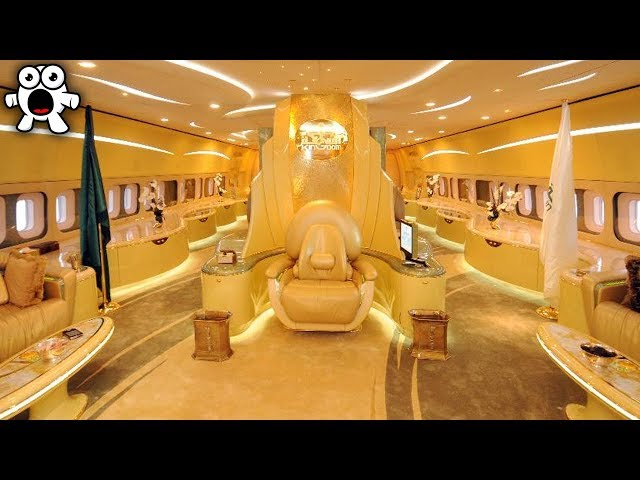 Top 10 Airlines - Top 10 Ultra Luxury Airlines and Jets Only The Richest People Fly In