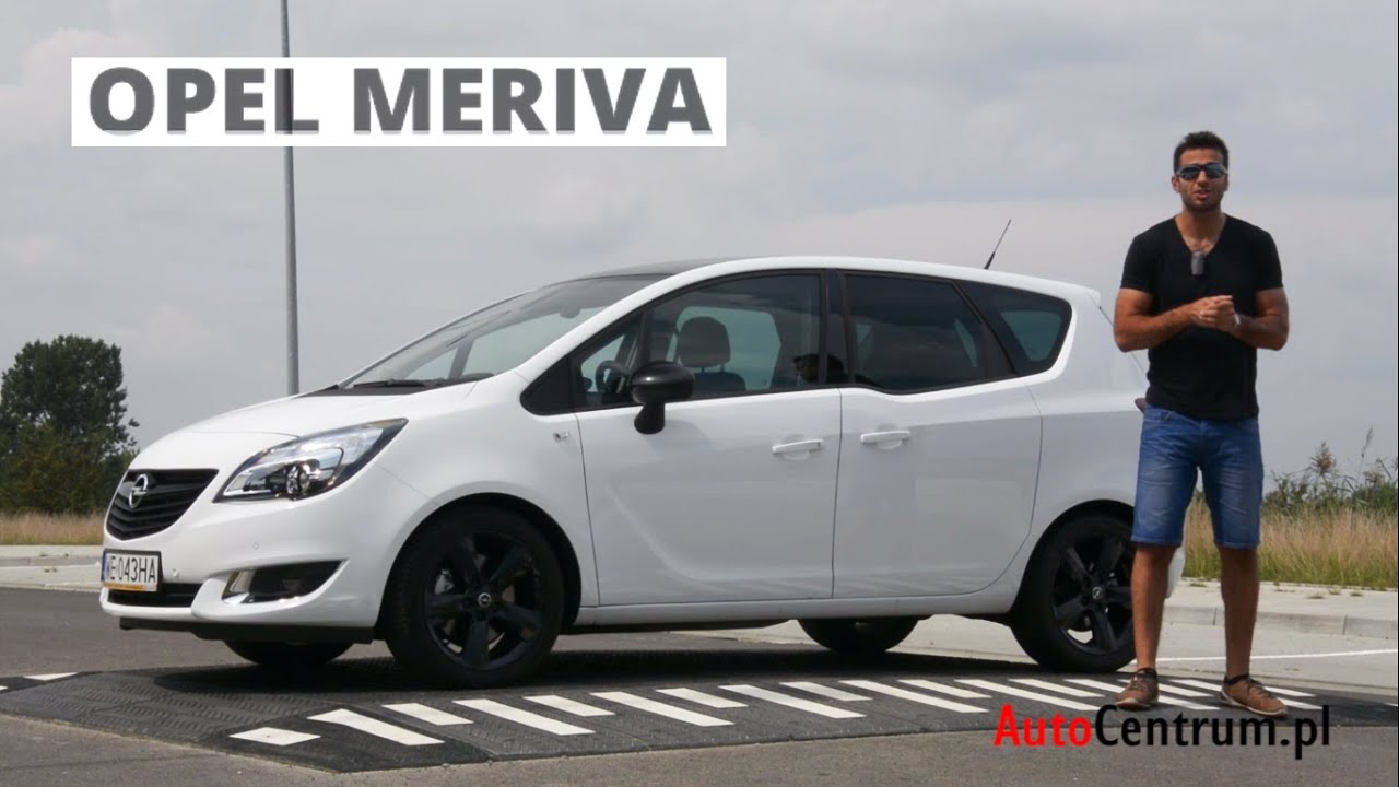 opel meriva 1 6 cdti ecotec 136 km 2014 test 125 youtube. Black Bedroom Furniture Sets. Home Design Ideas