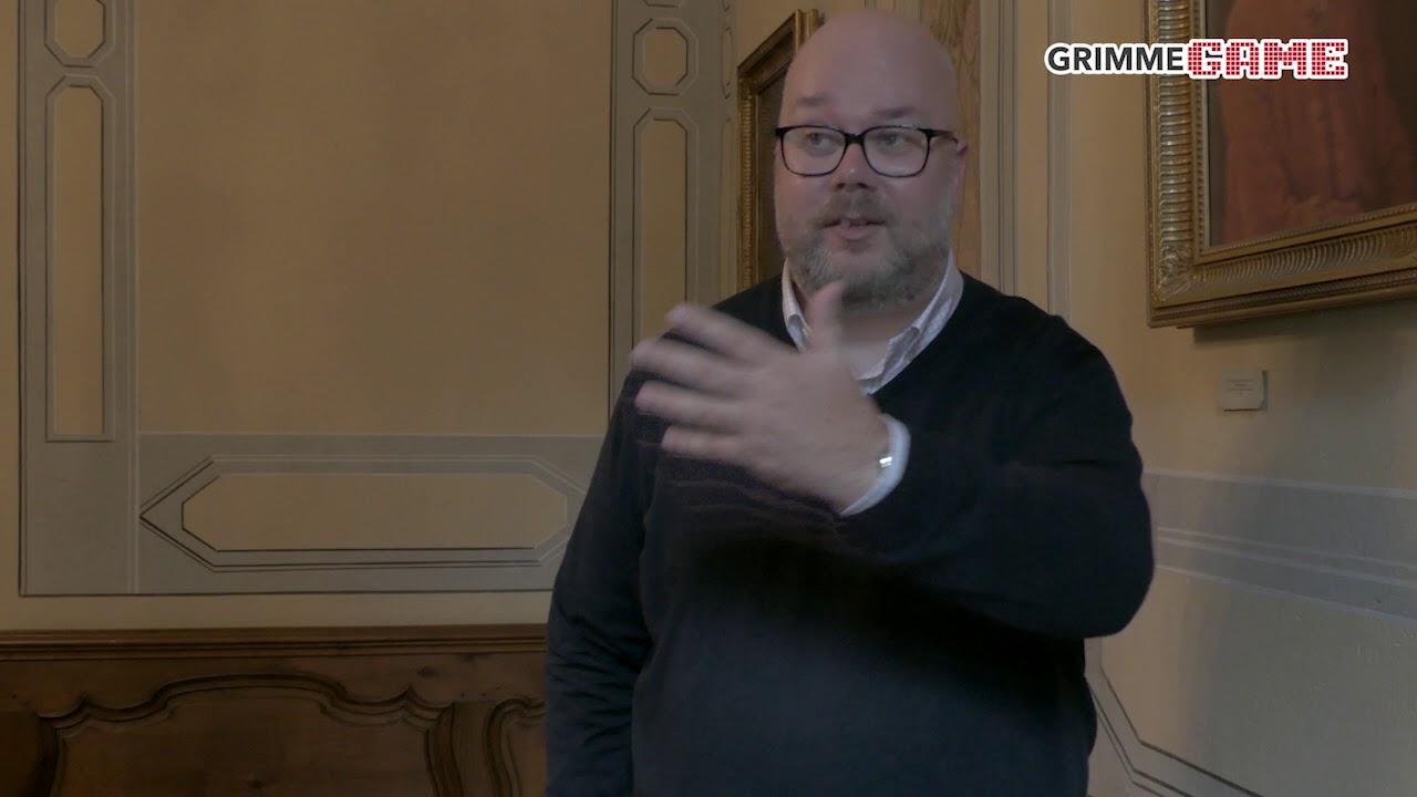 Prof. Dr. Markus Rautzenberg im Interview