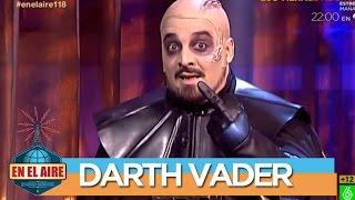 """Darth Vader En el Aire: """"Soy el padre de todos"""""""