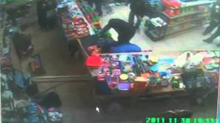Suspects in Robbery of 3915 South Capitol Street, SW, 11/30/2011