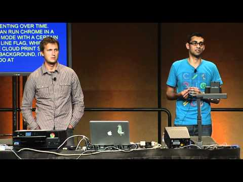 Google I/O 2012 - Beyond Paper: Google Cloud Print and the Future of Printing